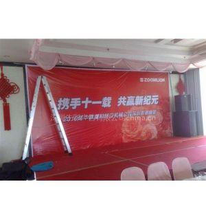 供应供应深圳户外广告布喷绘/制作安装