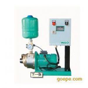 供应广西南宁热水循环泵 德国威乐增压泵 变频加压供水泵