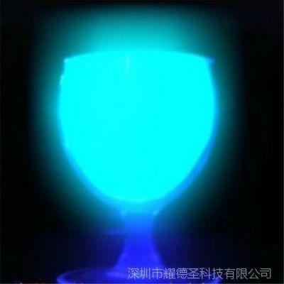 夜光软胶玩具注塑用发光材料 夜光材料 高亮长效长余辉夜光粉