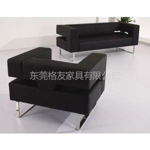 格友家具供应真皮办公沙发 ,品牌办公沙发