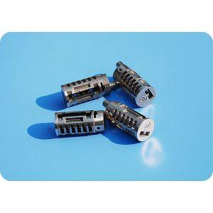 供应不锈钢锁芯。叶片锁锁芯,中山锁芯,空转锁芯
