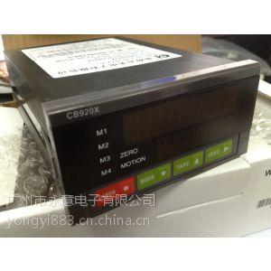 供应CB920E-X控制器 CB920X配料秤 CB920显示仪表
