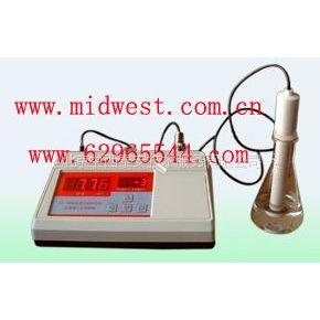 供应在线式二氧化碳检测仪(水中)/二氧化碳测定仪 型号:81M/FC-100库号:M233229