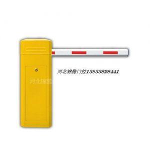 供应销售安装北京小区道闸 北京停车场起落杆 北京电动起落杆