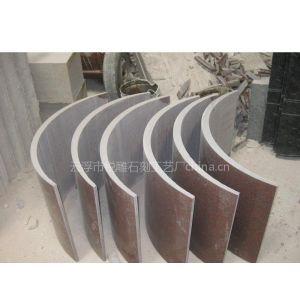 供应印度红花岗石圆柱、罗马柱