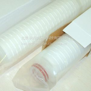 供应供应华膜20寸PP折叠滤芯 聚丙烯折叠滤芯