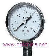 供应不锈钢压力表 型号:JSKY51-Y-150B 库号:M382664