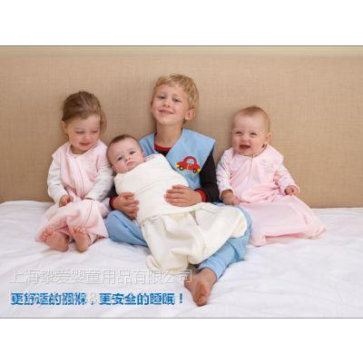 正品美国HALO背心式婴儿分腿睡袋 宝宝睡袋 春秋冬睡袋儿童防踢被