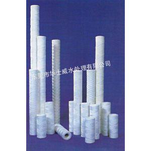 供应大量批发高度净水级线绕滤芯 保安滤芯