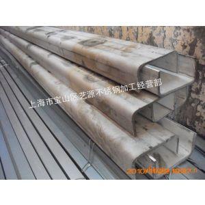 供应金属建材加工 定做非标准C型钢 钢板来料折弯成型