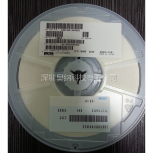 供应电感,高频电感,村田电感 LQG15HS系列0402积层电感