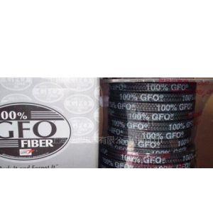 供应100% GFO纤维编织盘根