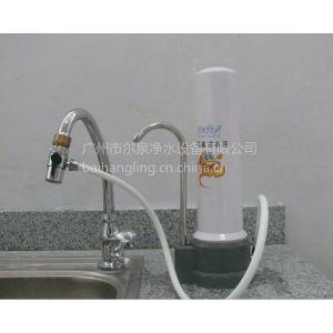 供应供应复滤芯净水器 台上式尔泉道尔顿净水器