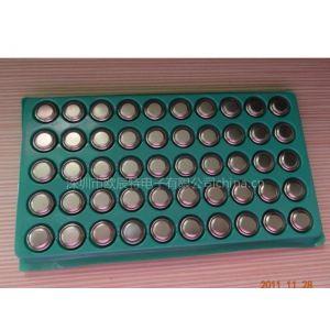 供应纽扣电池AG5/LR754