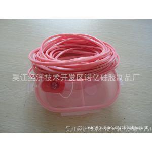 供应【质量可靠】硅胶制品 日本餐盒密封圈 密封圈硅胶制品