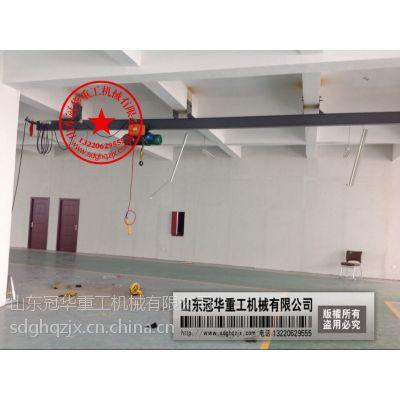 冠华供应主要生产安装江西省室内电动葫芦 单梁门式起重机 包厢龙门吊 悬挂天吊 简易多少钱