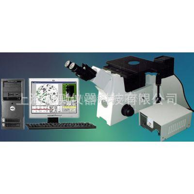 供应HCJXDM5000-ST型 科研级图像处理数据分析型三目倒置金相显微镜【上海弘测】