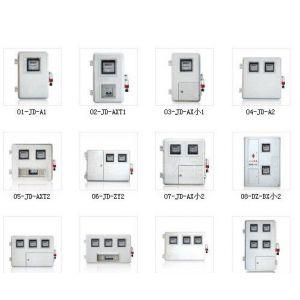 供应插卡式玻璃钢电表箱,预付费非金属计量箱
