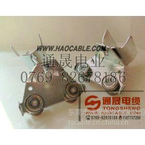 供应C30/C40排线滑轮,电缆小车,天车吊轮,起重机电缆滑轮