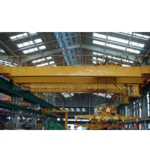供应天津重科电动单梁桥式起重机厂家(5吨-300吨)