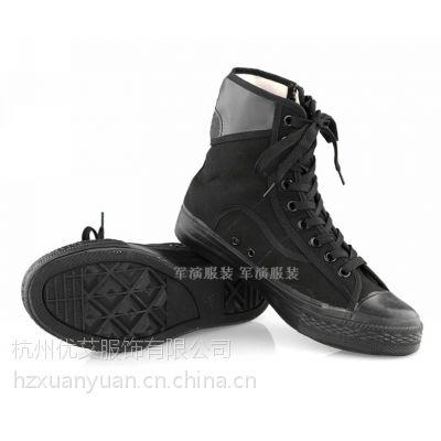 供应正品作训鞋 帆布作训靴 特战靴帆布作战靴野外登山靴 训练鞋