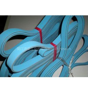 供应彩盒纸品印刷设备工业皮带,印刷机专用传动带,苏州印刷机皮带定做加工