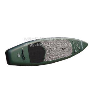 供应充气水上冲浪板,从2.9米---3.8米,厚度分为7cm,10cm,15cm等