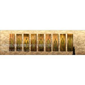 供应乌鲁木齐校园文化设计建设策划公司 校园走廊文化墙设计建设公司