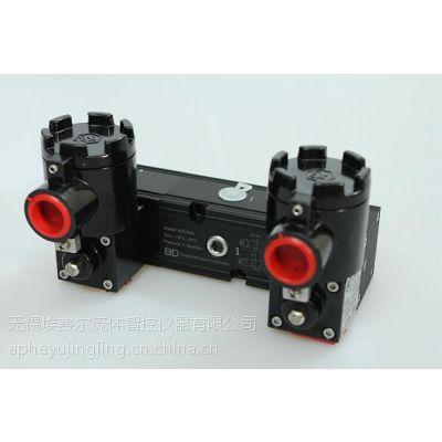 供应二位三通CT6隔爆电磁阀,铝制24V,220V,低功耗气动换向阀,DNV/CE/NEPSI认证