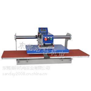 供应印花机 烫画机 t恤印花机 压烫机 38*38 上滑式气动双工位烫画机