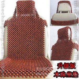 供应供应批发零售单张整套木珠汽车坐垫,木珠5件套座垫,木珠长垫等