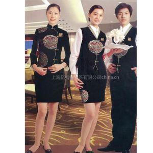 供应专业设计定制酒店,宾馆,餐饮制服,工作服,厨师服,西服