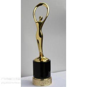 供应舞蹈大赛奖杯定做,形象奖杯,金属合金奖杯,摄影比赛奖杯,模特奖杯制作,选美比赛奖杯,人物奖杯