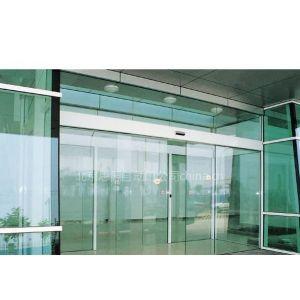 供应东城区安装自动门 朝阳门维修双开自动玻璃门
