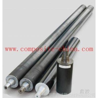 碳纤维应用其他管件——机械用导辊等