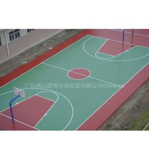 供应硅PU篮球场 网球场 球场施工