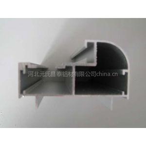 供应郑州高隔间铝型材  玻璃隔墙铝型材