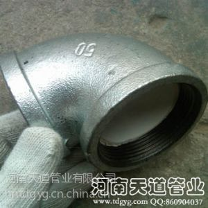 供应郑州厂家直销中旺衬塑钢管