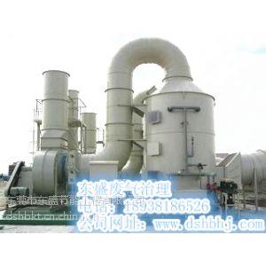 供应东莞喷淋式废气处理设备的结构