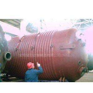 生产钛钢复合高压反应釜