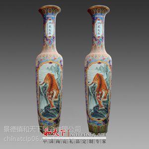 供应大花瓶价格尺寸 陶瓷大花瓶厂家 景德镇陶瓷大花瓶
