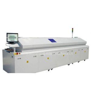 供应煌牌回流焊_8温区设备_贴片机生产线回流焊