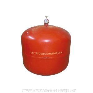 供应气龙悬挂式七氟丙烷气体自动灭火装置