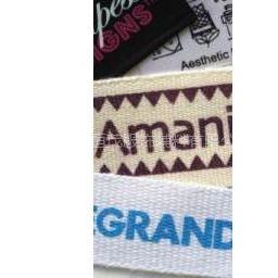 供应Garment Accessories 商标 印嘜 printing label