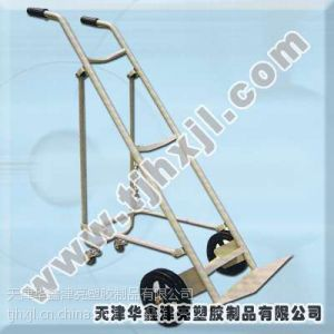 供应济南工具车|四轮氧气瓶车|菏泽平板车|聊城双层工具车