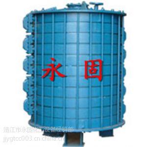 供应搪瓷碟片式冷凝器