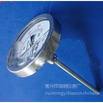 供应耐震双金属温度计,耐震双金属温度表