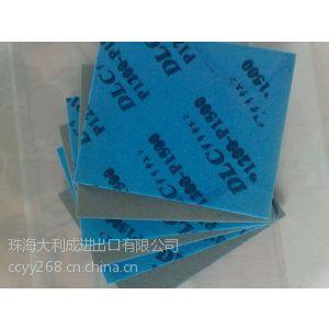 114*140*5进口海绵砂纸 国产海绵砂纸 海绵砂纸生产厂家