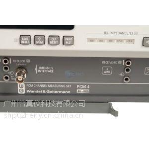 供应Wandel&Gotermann W&G PCM-4通道分析仪 含配件 二手现货含保修