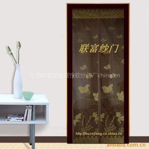 广东东莞联富磁性软纱门厂位于广东东莞